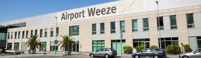 Goedkoop, snel en vertrouwd parkeren bij vliegveld Weeze Airport.